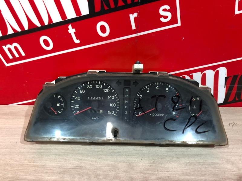 Комбинация приборов (панель) Toyota Corona Premio ST210 3S-FSE 1996 83800-20140
