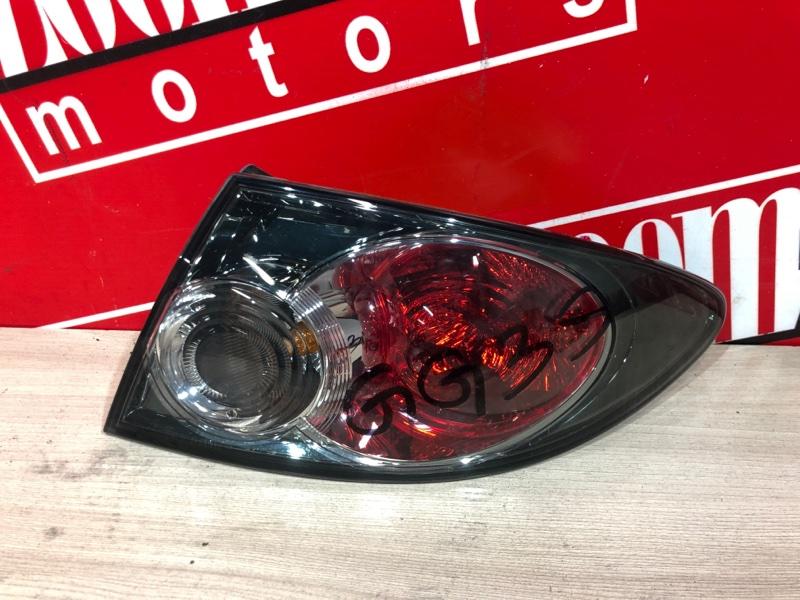 Фонарь (стоп-сигнал) Mazda Atenza GG3S L3-VE 2002 задний правый 220-61980