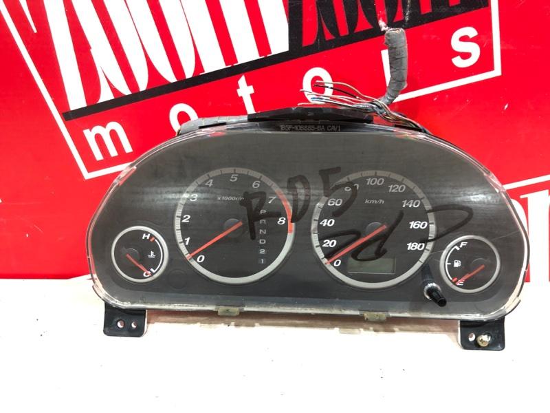 Комбинация приборов (панель) Honda Cr-V RD5 K20A 2001