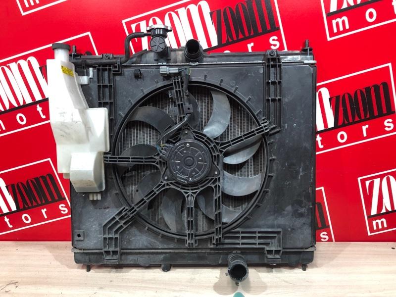 Радиатор двигателя Nissan Nv200 VM20 HR16DE 2009