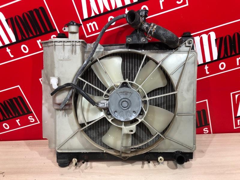 Радиатор двигателя Toyota Bb NCP30 2NZ-FE 2000