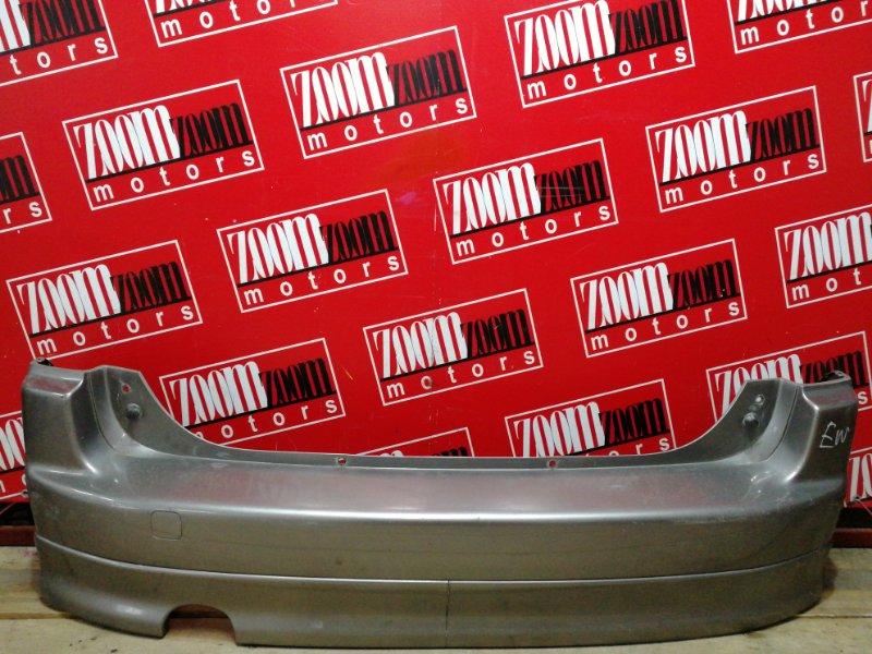 Бампер Toyota Bb NCP30 2NZ-FE 2000 задний серый
