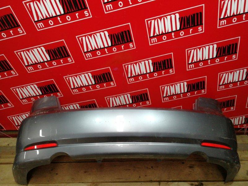 Бампер Mazda Atenza GG3S L3-VE 2002 задний серый