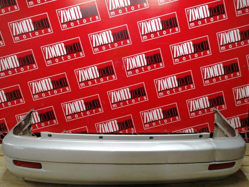 Бампер Toyota Corona Premio ST210 3S-FSE 1998 задний бежевый