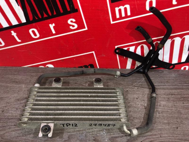 Радиатор акпп Nissan Primera TP12 QR20DE 1998