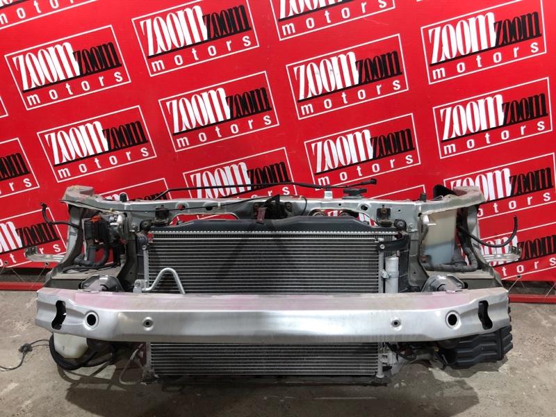Рамка радиатора Honda Civic FD1 R18A 2005 передняя серебро