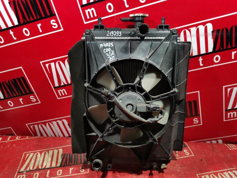 Радиатор двигателя Daihatsu Coo M402S 3SZ-VE 2006