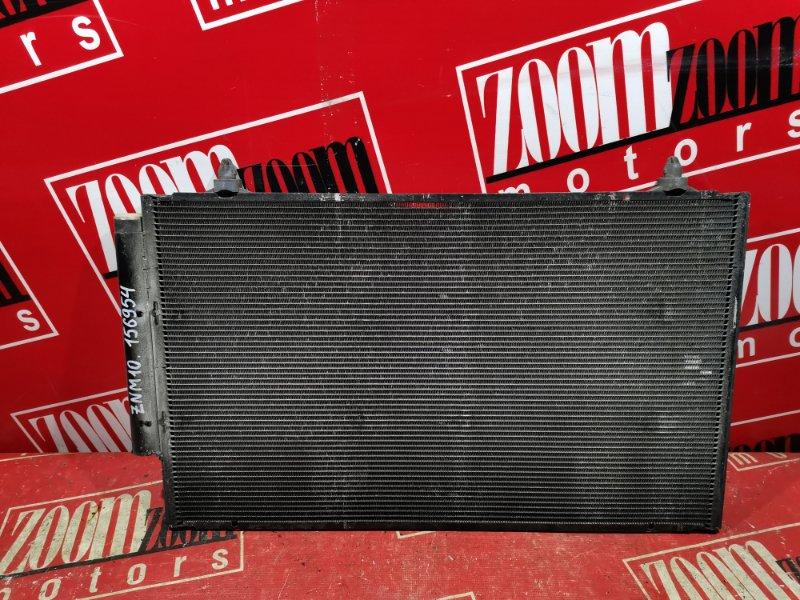 Радиатор кондиционера Toyota Isis ZNM10 1ZZ-FE 2004 передний