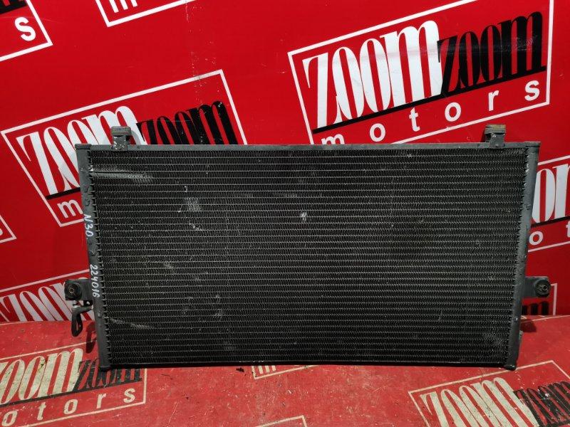 Радиатор кондиционера Nissan R'nessa N30 SR20DE
