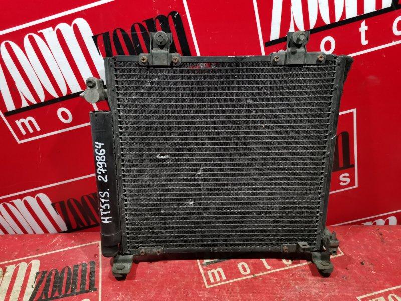 Радиатор кондиционера Suzuki Swift HT51S M13A 2000
