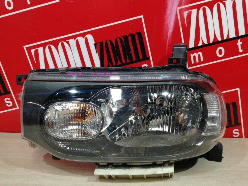 Фара Nissan Cube Z12 HR15DE 2008 передняя левая 8190
