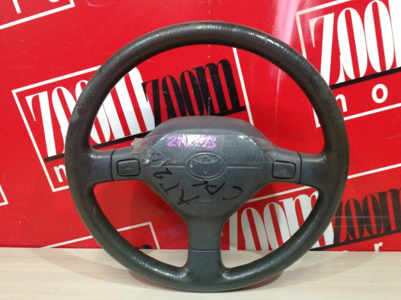 Руль Toyota Corona Premio AT211 7A-FE 1996 серый