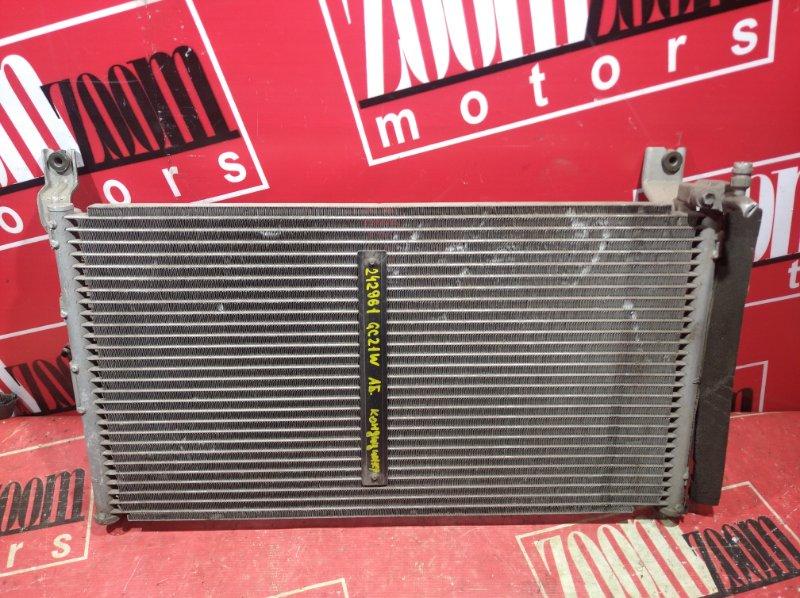 Радиатор кондиционера Suzuki Cultus GC21W G15A 1996