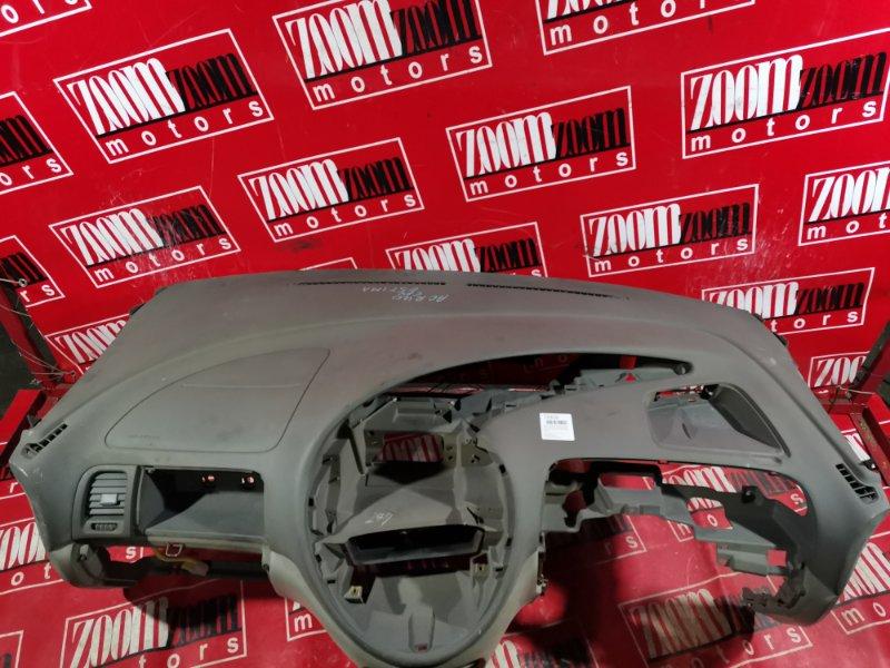 Панель передняя в салон (торпеда) Toyota Estima ACR40 2000 передний