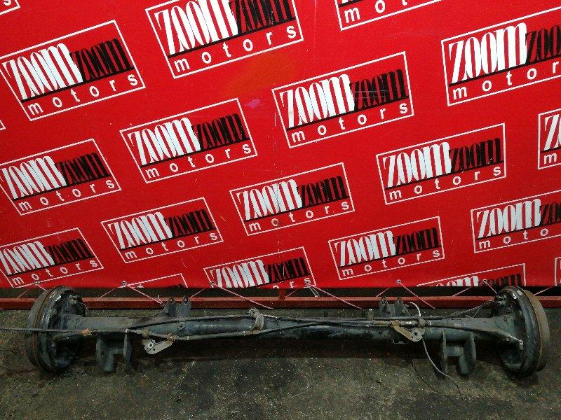 Балка поперечная Toyota Probox NLP51V 1ND-TV 2002 задняя