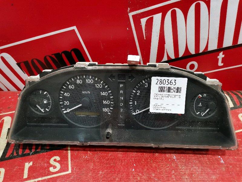 Комбинация приборов (спидометр) Toyota Corona Premio AT210 4A-FE 1997 83800-20402