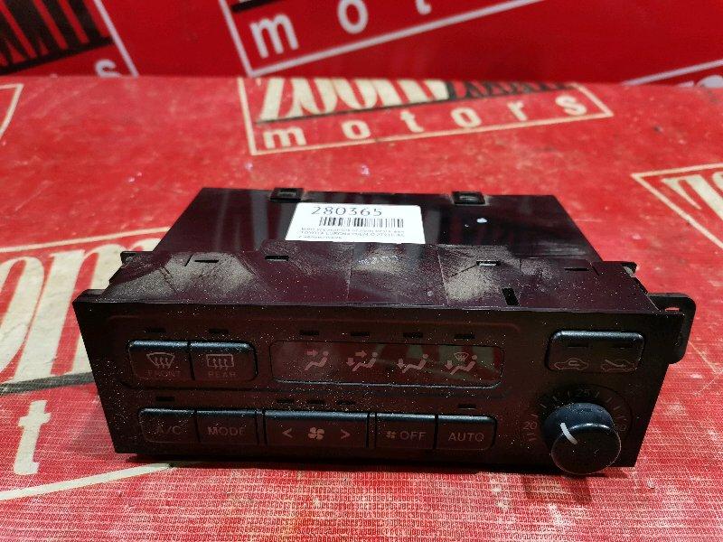 Блок управления отоплением и вентиляцией Toyota Corona Premio AT210 4A-FE 1997