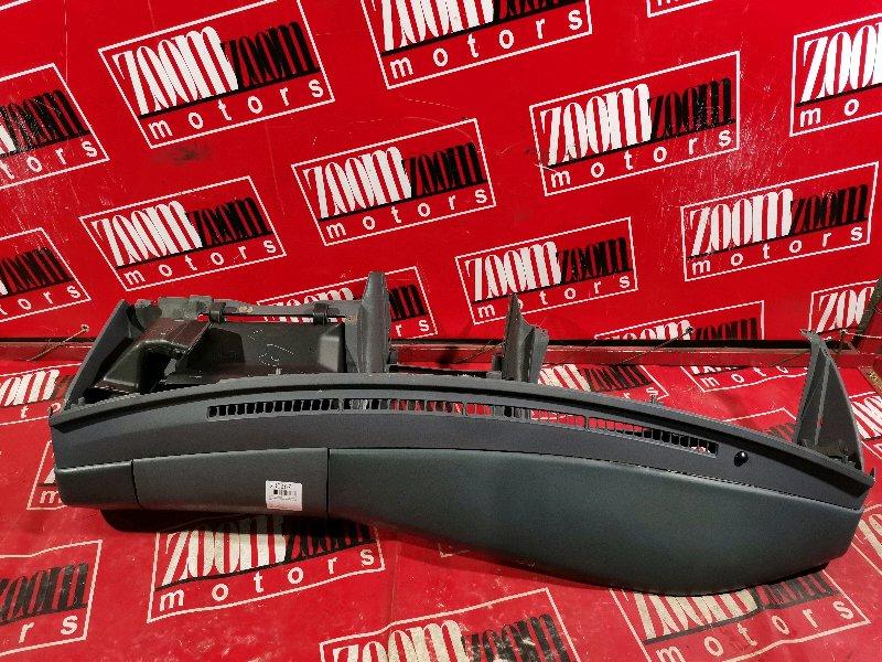 Панель передняя в салон (торпеда) Toyota Hilux Surf RZN185W 3RZ-FE 1995 серый