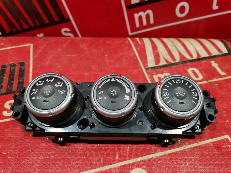 Блок управления отоплением и вентиляцией Mitsubishi Asx GA3W 4B10 2010