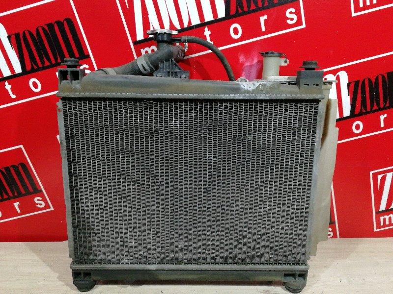 Радиатор двигателя Toyota Ist NCP61 1NZ-FE 2002