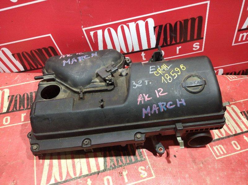 Крышка головки блока цилиндров Nissan CR14DE