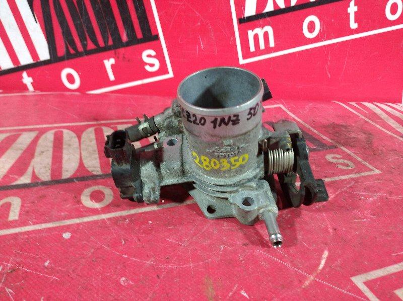 Заслонка дроссельная Toyota Raum NCZ20 1NZ-FE 2000