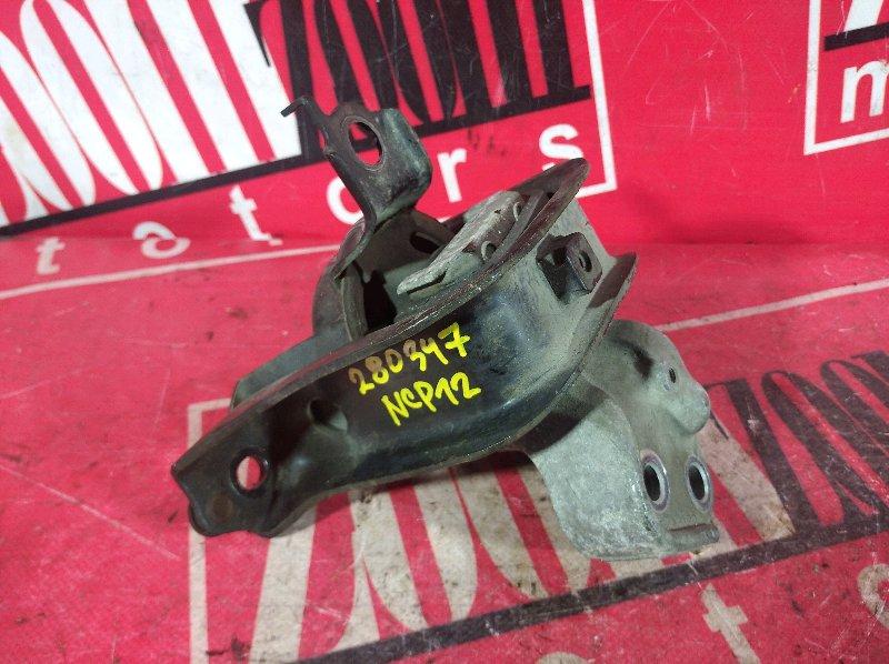 Подушка двигателя Toyota Platz NCP12 1NZ-FE 1999 передняя правая