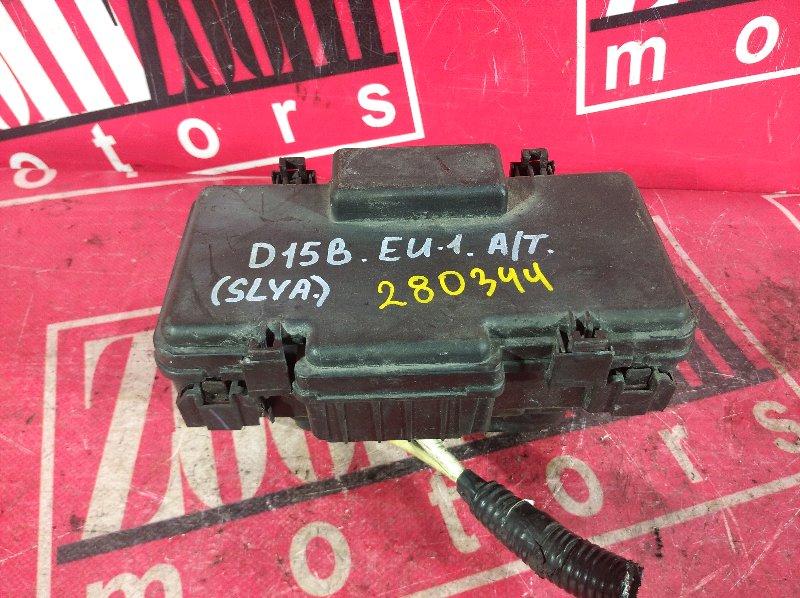 Блок реле и предохранителей Honda Civic EU1 D15B 2000