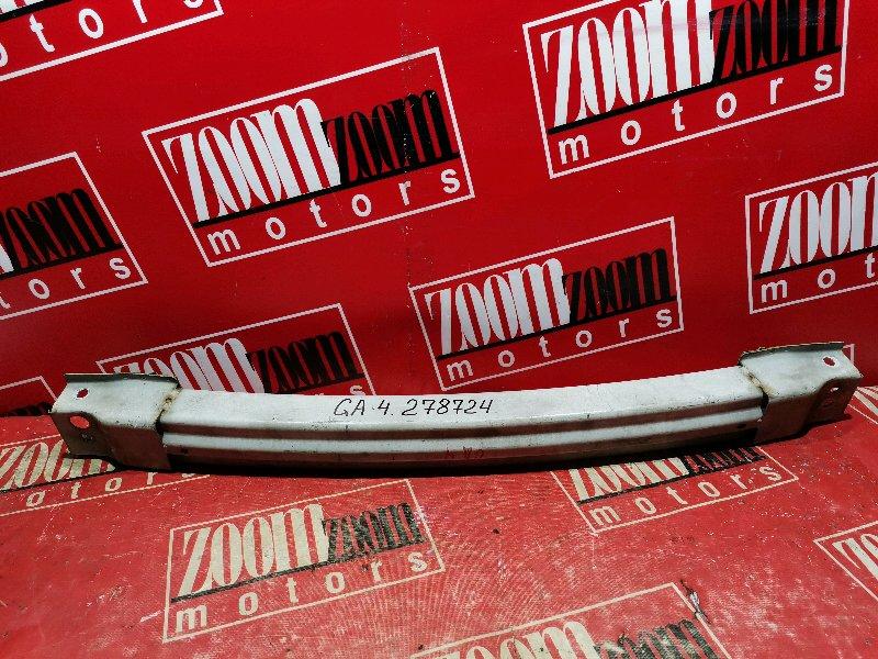 Усилитель бампера Honda Capa GA4 D15B 2000 передний белый