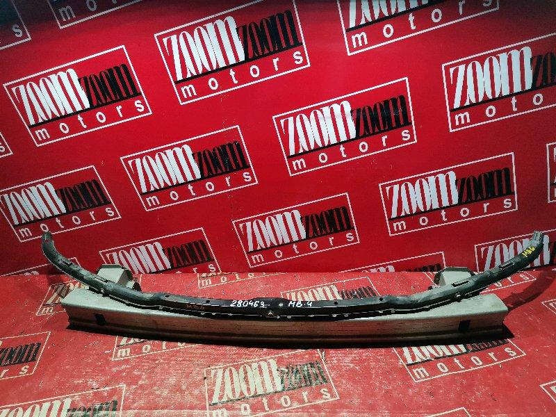 Усилитель бампера Honda Domani MB3 D15B 1996 передний серебро