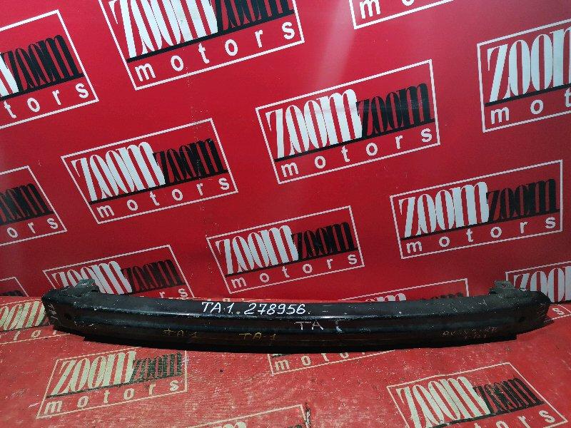 Усилитель бампера Honda Avancier TA1 F23A 1999 передний черный