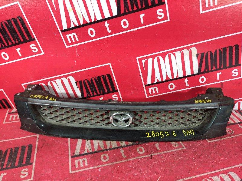 Решетка радиатора Mazda Capella GWEW FS-DE 1998 зеленый