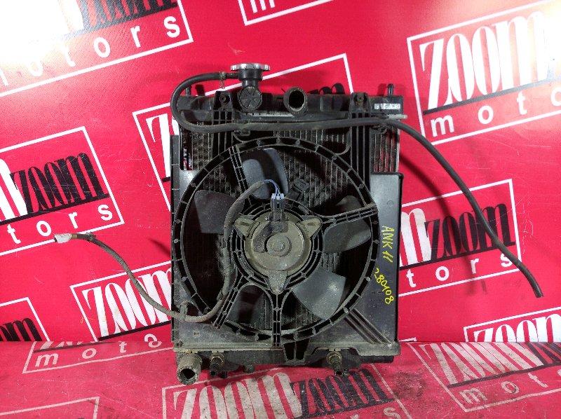Радиатор двигателя Nissan March K11 CG10DE 1995