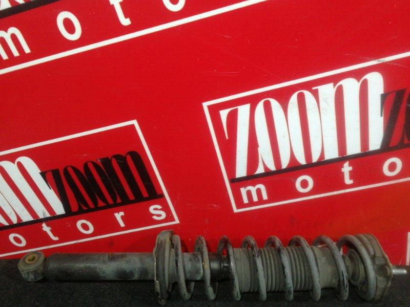 Стойка подвески Toyota Raum EXZ10 5E-FE 1997 задняя левая