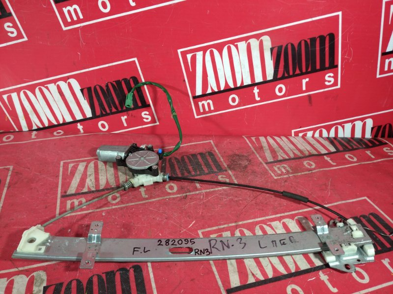 Стеклоподъемник Honda Stream RN3 K20A 2000 передний левый