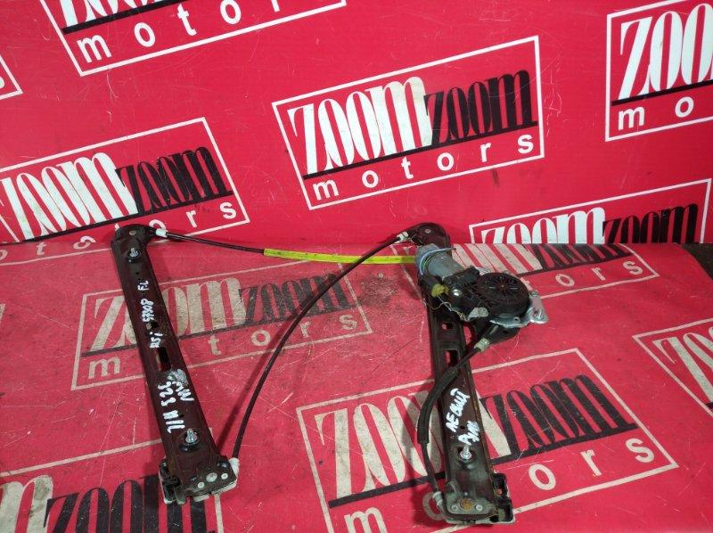 Стеклоподъемник Bmw 325I E46 1998 передний левый