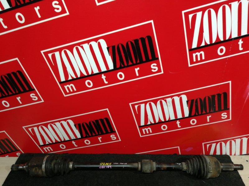 Привод Nissan Nv200 VM20 HR16DE 2009 передний правый