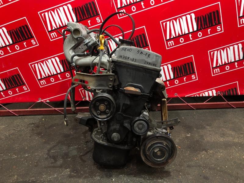 Двигатель Toyota Sprinter AE110 5A-FE 1995