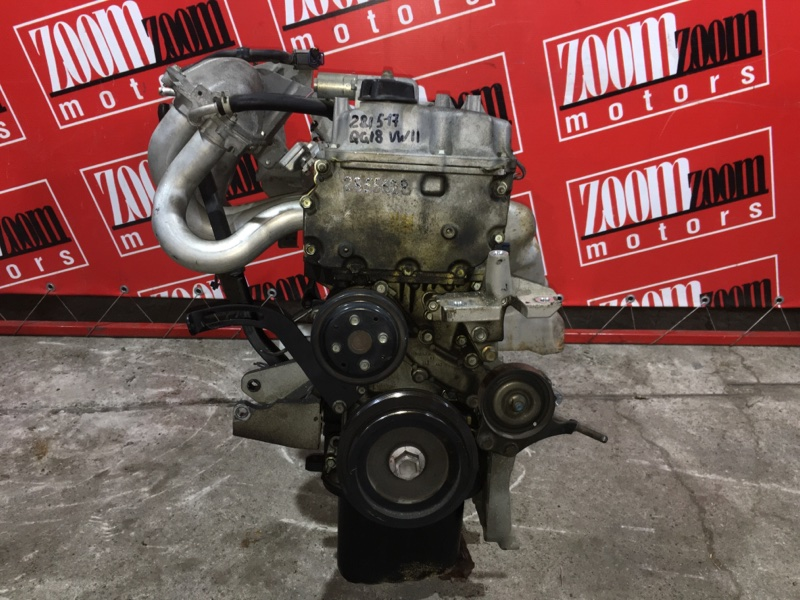 Двигатель Nissan Expert VW11 QG18DE 1999 285562B
