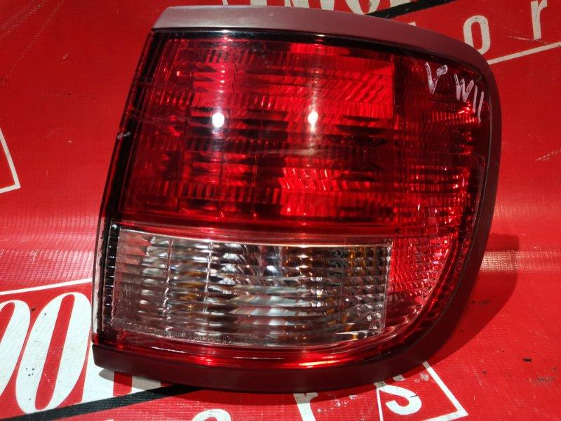 Фонарь (стоп-сигнал) Nissan Expert VW11 QG18DE 1998 задний правый 220-24892