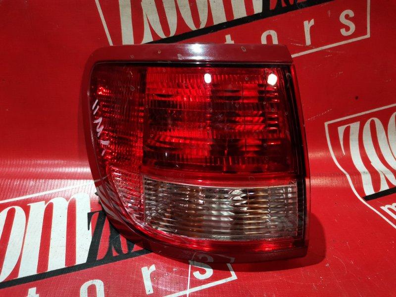 Фонарь (стоп-сигнал) Nissan Expert VW11 QG18DE 1998 задний левый 220-24892