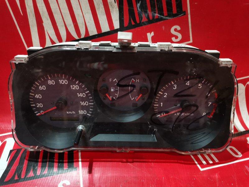 Комбинация приборов (спидометр) Toyota Caldina ST210 3S-FE 1992 83800-21052