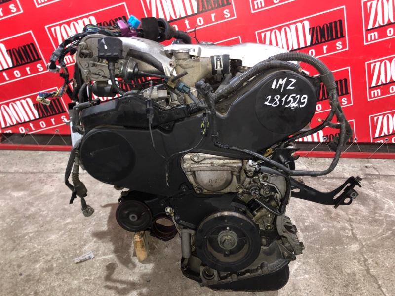 Двигатель Toyota Pronard MCX20 1MZ-FE 2000 6214640