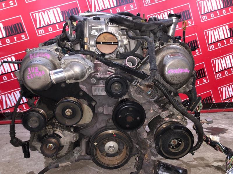 Двигатель Toyota Crown Majesta UZS186 3UZ-FE 2004 0358074