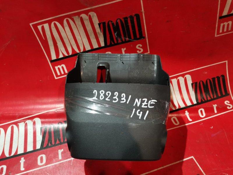 Кожух рулевой колонки Toyota Corolla Fielder NZE141 1NZ-FE 2006 черный