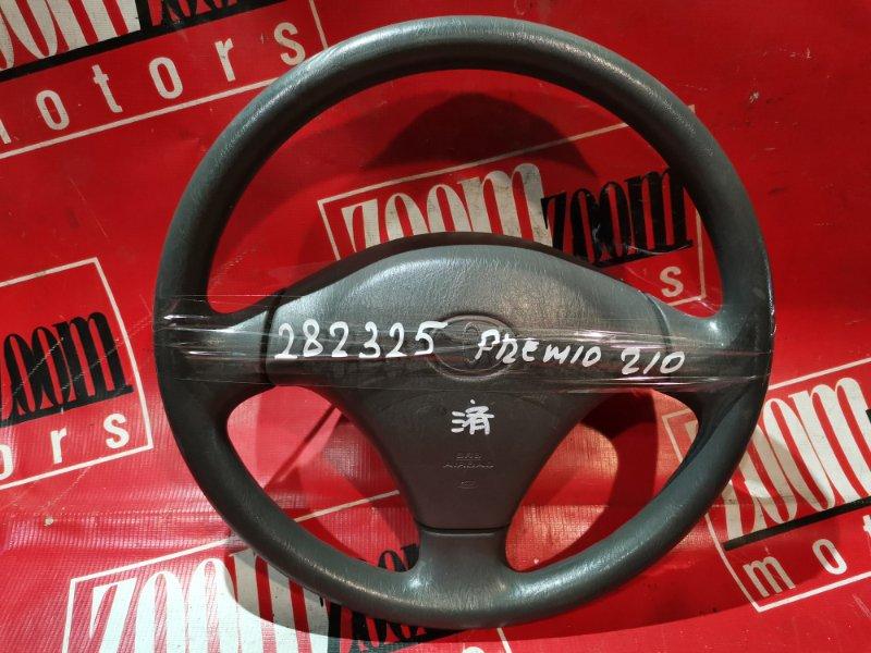 Руль Toyota Corona Premio AT210 5A-FE 1996 серый