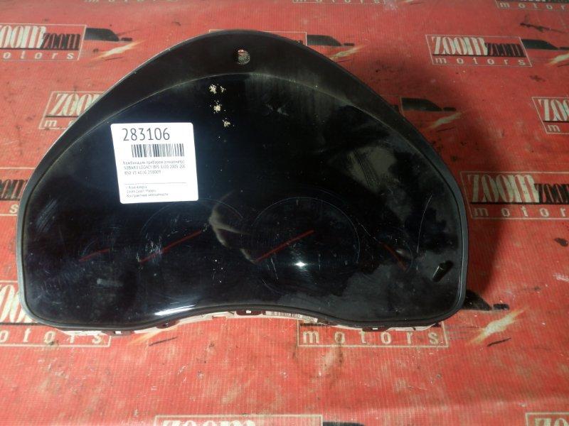 Комбинация приборов (спидометр) Subaru Legacy BPE EJ20 2003 850 15 AG1G 258009