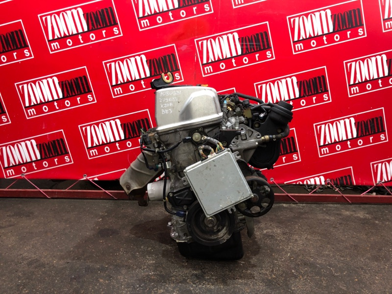 Двигатель Honda Edix BE3 K20A 2004