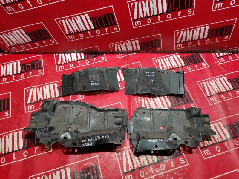 Защита двс Toyota Premio ZRT261 2ZR-FE 2007 передняя