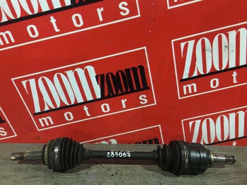 Привод Toyota Will Vs ZZE127 1ZZ-FE 2001 передний левый